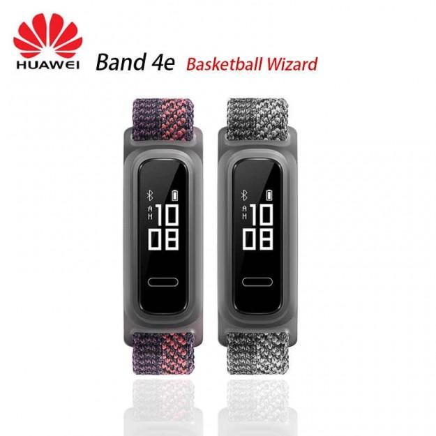 Huawei представляет в Украине фитнес-браслеты Huawei Band 4 и Band 4e