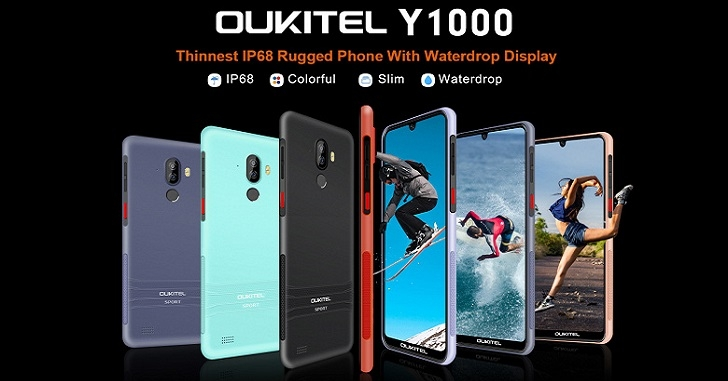 Oukitel Y1000 – защищённый смартфон с «вечным» мобильным процессором