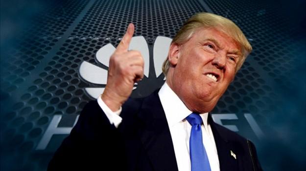 Дональд Трамп сдался. Huawei скоро возобновит бизнес в США
