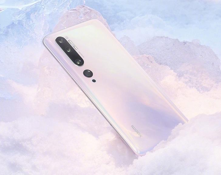 Xiaomi Mi CC9 Pro представлен официально. Первый в мире смартфон с камерой на 108 Мп