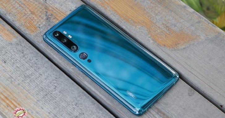 Xiaomi Mi CC9 Pro стал лучшим камерофоном на рынке