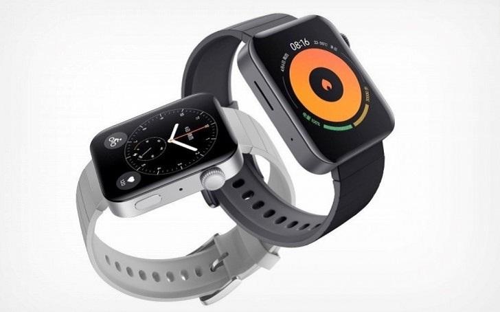 Xiaomi Mi Watch представлены официально: копия Apple Watch Series 5 за 185 долларов