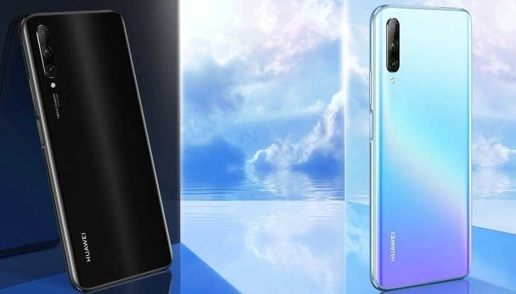 Huawei Y9s представлен официально
