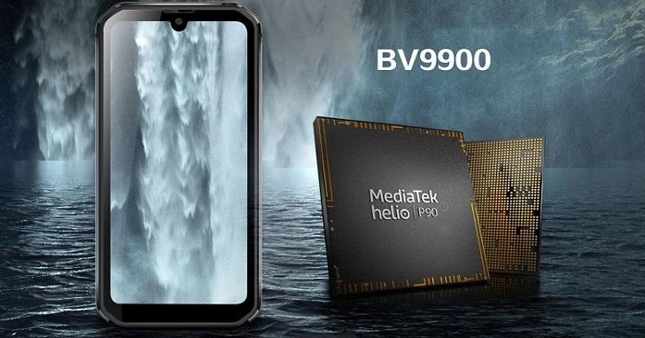 Blackview готовит к выходу новый защищённый смартфон с тепловизионной камерой FLIR Lepton