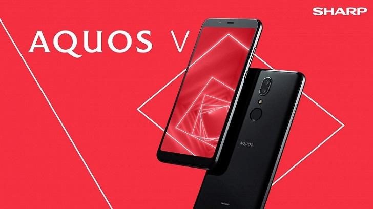 Анонсирован Sharp Aquos V – Snapdragon 835 за 220 долларов