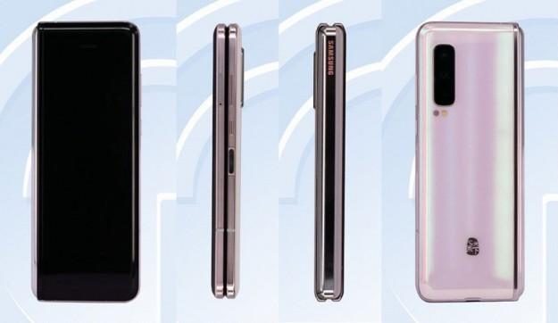 Samsung Galaxy W20 — это ускоренная версия Galaxy Fold