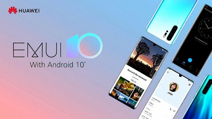 14 смартфонов Huawei и Honor получили Android 10