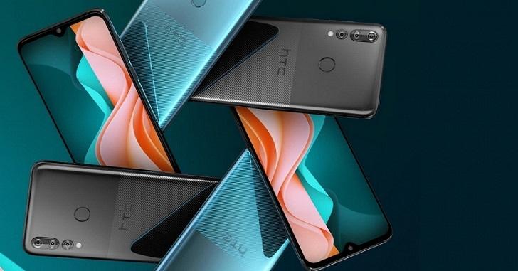 HTC Desire 19s представлен официально