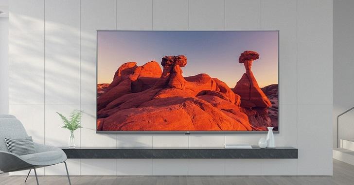 "Xiaomi Mi TV 4X 2020 Edition представлен официально: 4K телевизор диагональю 55"" за 490 до ..."