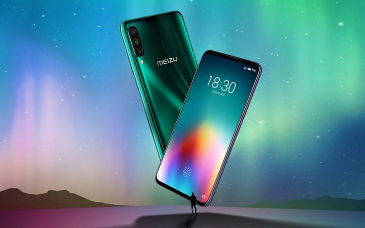 Эксклюзив: доступный Meizu 16T на Snapdragon 855 появится в России