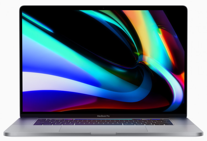 Цена MacBook Pro 16 в России – нового профи-ноутбука Apple