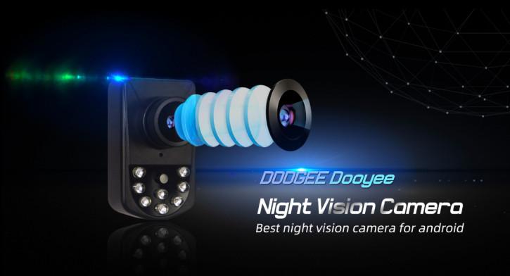 Doogee показала камеру ночного видения в S68 Pro (видео)