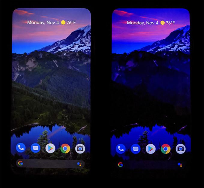 Google исправила косяк дисплея Pixel 4 XL, но сразу проявился новый