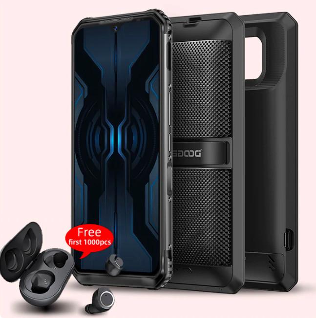 Крупные скидки на Doogee S95 Pro и другие защищенки бренда на 11.11