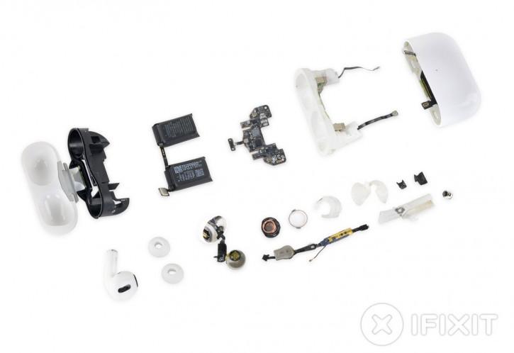 Поломались – выбросил: Apple AirPods Pro непригодны к ремонту