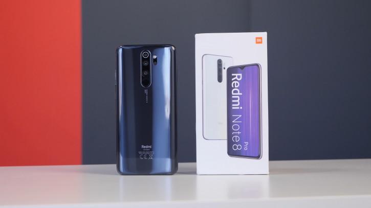 Xiaomi Redmi Note 8 Pro за 11 382 рубля на распродаже 11.11 в Umkamall