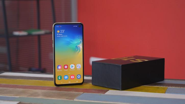 Samsung Galaxy S10 Lite получит более емкую батарею, чем Galaxy S10+