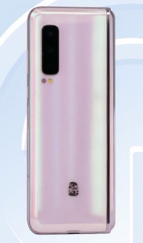 Samsung W20 на фото из TENAA: Galaxy Fold 2.0?