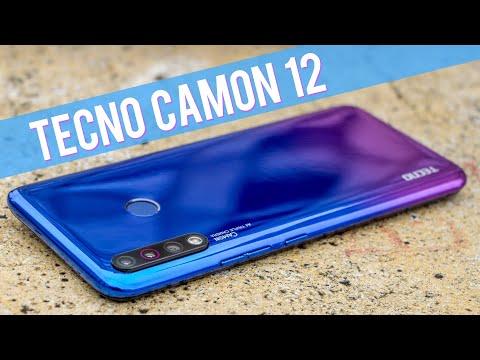 Баланс во всем! TECNO Camon 12 и его 3 реальных камеры.  Видео обзор смартфона