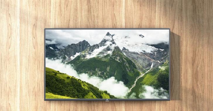 Xiaomi Mi TV 4X стал дешевле на треть