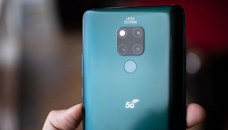 Huawei заполнит рынок 5G-смартфонами