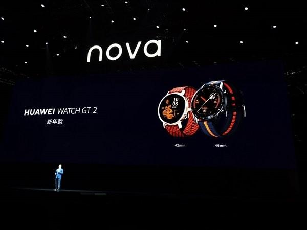 Представлена новая версия умных часов Huawei Watch GT 2