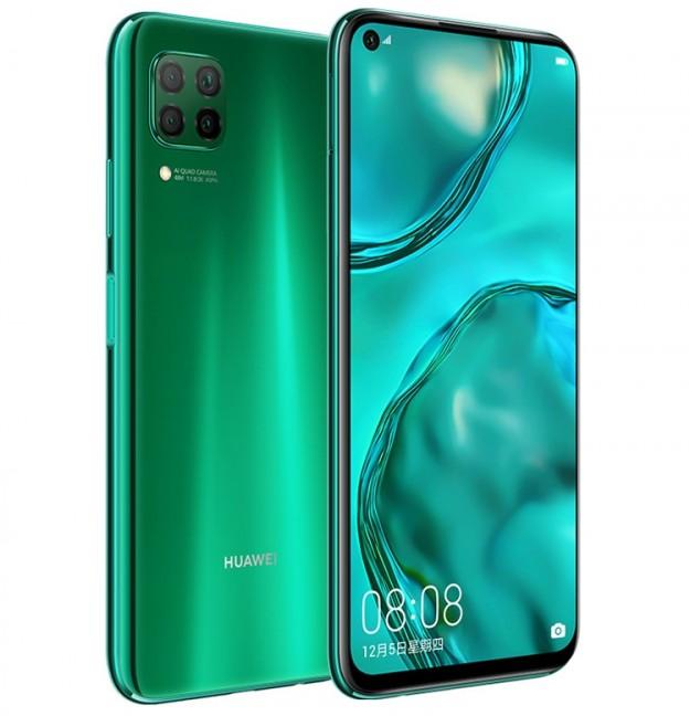 Huawei Nova 6 SE: смартфон с квадрокамерой и процессором Kirin 810