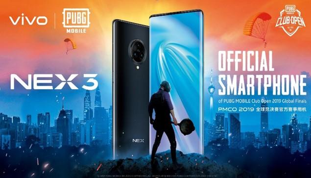 Vivo NEX 3 - лучший игровой инструмент на мировом финале  PUBG MOBILE Club Open 2019 Fall  ...
