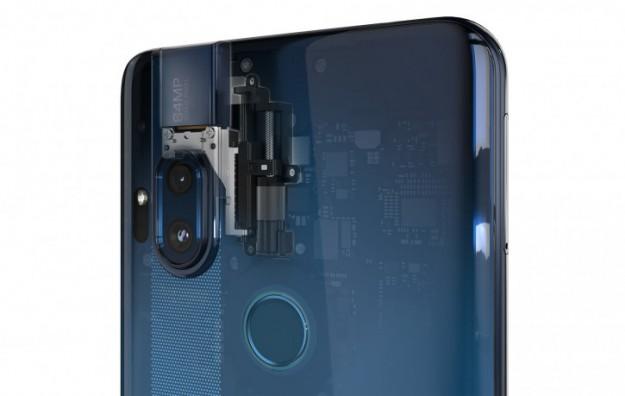 Анонс Motorola One Hyper — с 45-Вт зарядкой, но не для всех