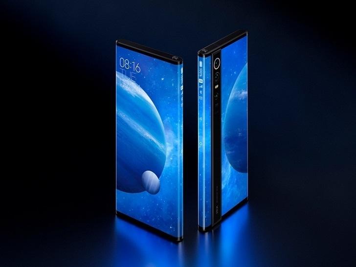 Стала известна цена Xiaomi Mi MIX Alpha в Европе