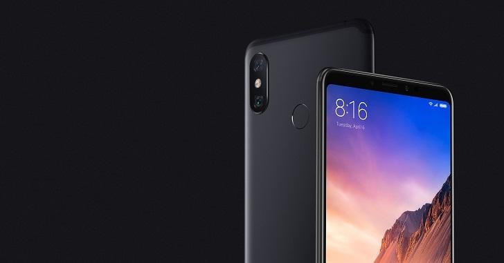 Xiaomi Mi Max 3 будет обновлён до Android 10