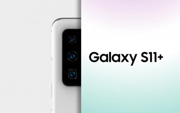 Финальный дизайн камер Samsung Galaxy S11+ подтверждён инсайдером