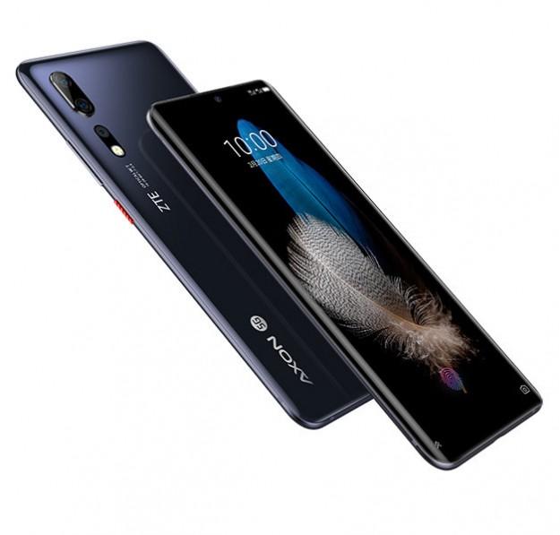 Первым в мире флагманом на Snapdragon 865 станет ZTE Axon 10s Pro
