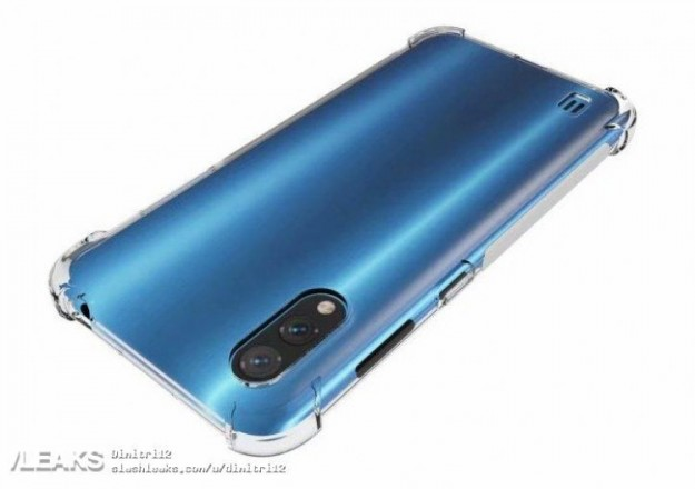 Смартфоны Samsung Galaxy A01 и A21 позируют в защитных чехлах