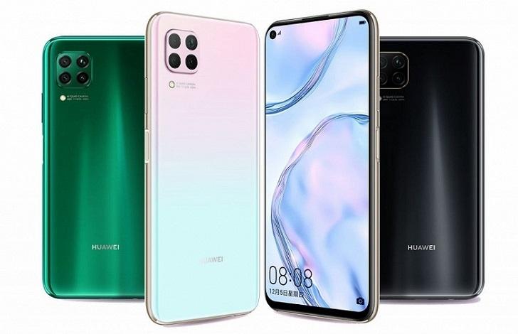 Huawei Nova 6 SE доступен для предзаказа