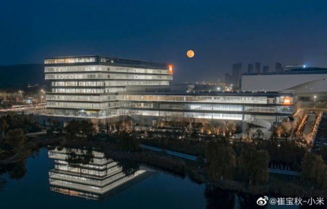 Xiaomi построила штаб-квартиру за месяц, потратив 1,5 млрд долларов