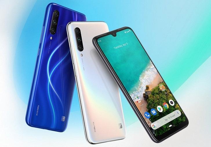 Три смартфона Xiaomi получат Android 10