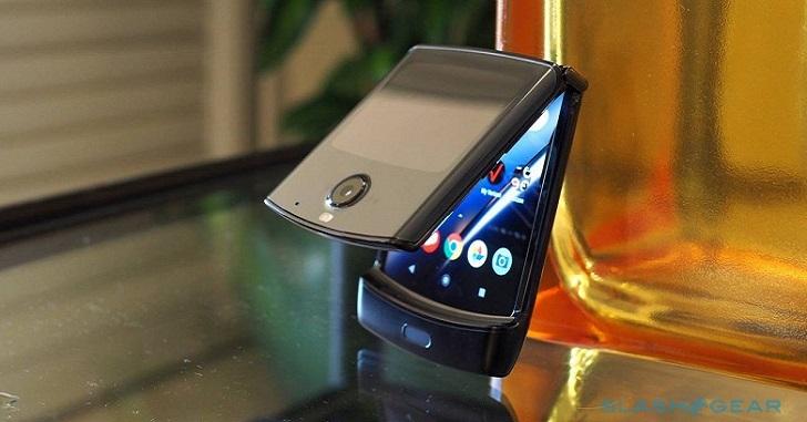 Старт продаж Motorola RAZR 2019 откладывается на неопределённый срок