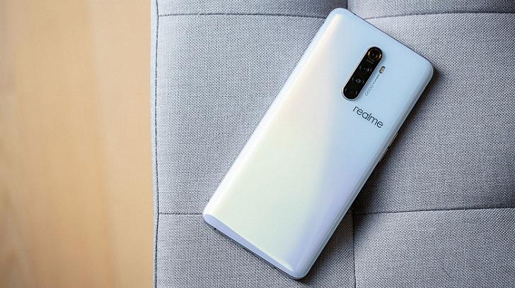 Realme представит смартфон со 108-Мп камерой