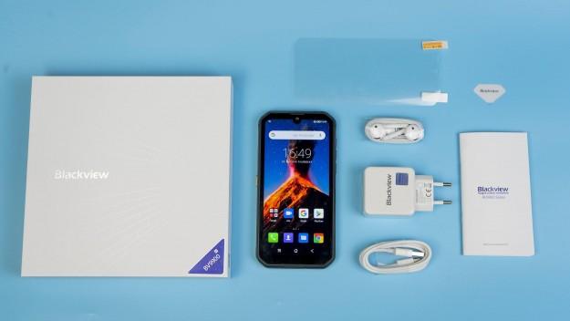 Сегодня мировая премьера смартфона Blackview BV9900 – ограниченное предложение по цене 9.99