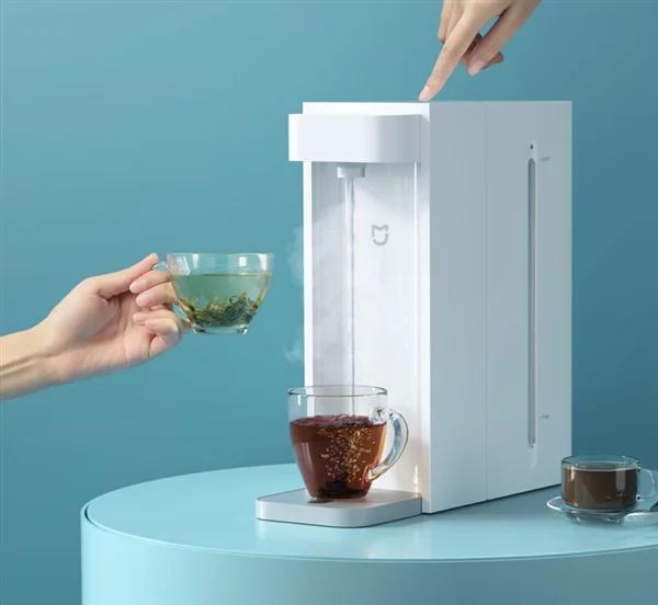 Xiaomi анонсировала диспенсер для воды MIJIA Instant Water Dispenser C1 стоимостью 30 долл ...