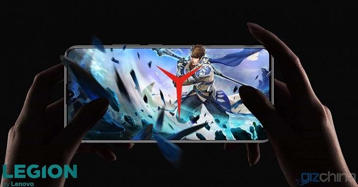 Legion Gaming Phone – будущий игровой смартфон Lenovo