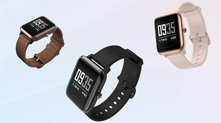 Смарт-часы Amazfit Bip S представят на выставке CES 2020
