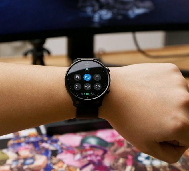Xiaomi Mi Watch Color порадовали автономностью