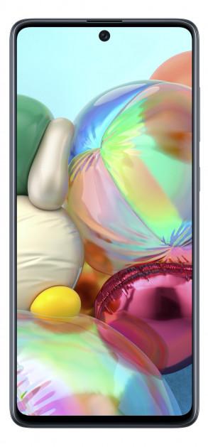 Анонс Samsung Galaxy A71 – точечный апгрейд Snapdragon-версии Galaxy A