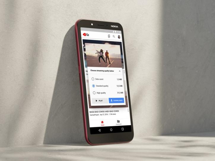 Анонс Nokia C1: финский смартфон для любого кошелька