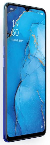 Анонс OPPO Reno 3 – первый смартфон на MediaTek Dimensity 1000L