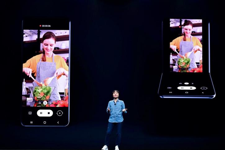 Samsung выпустит складной смартфон по цене ниже Galaxy S11