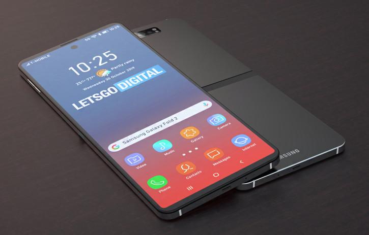 Похоже, Samsung придумала нормальный шарнир для гибких смартфонов