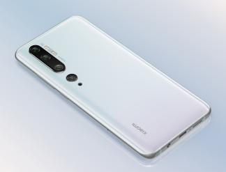 Фото-флагман Xiaomi Mi Note 10 уже доступен в России